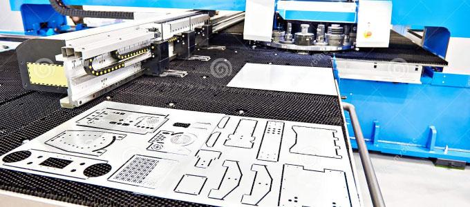 cnc turret press