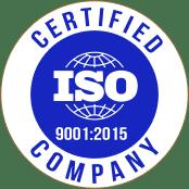 ISO Logo footer