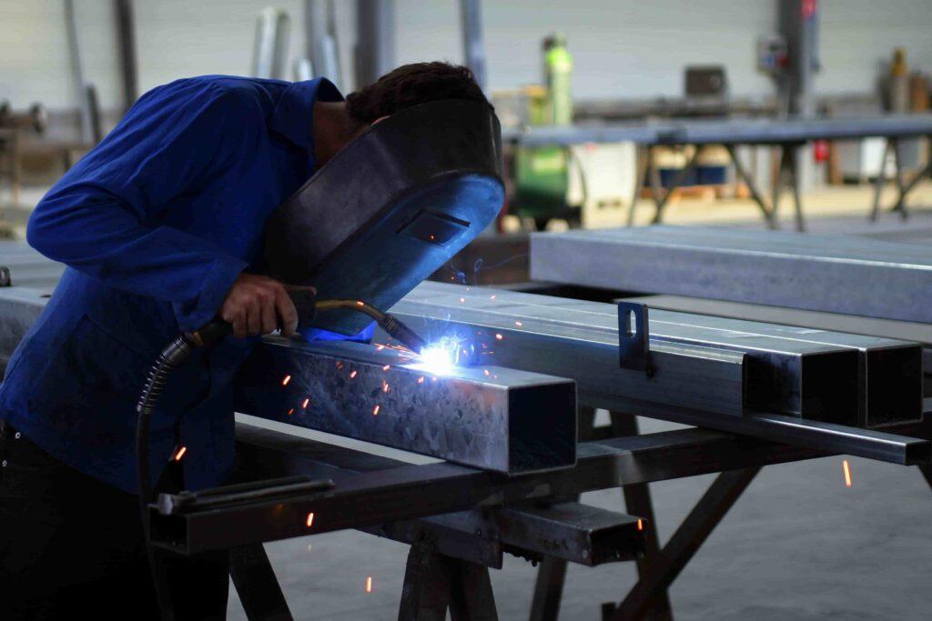 welding fabrication work